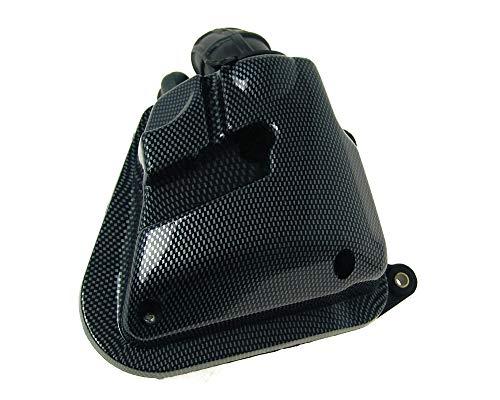 2EXTREME Minarelli Carbon Luftfilter für MBK Stunt 50, REX Rex 50, Rexy 50, Scooter 50