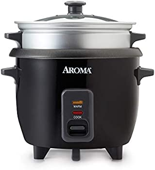 Aroma Housewares 3 Uncooked/6 Cups Cooked Rice Cooker