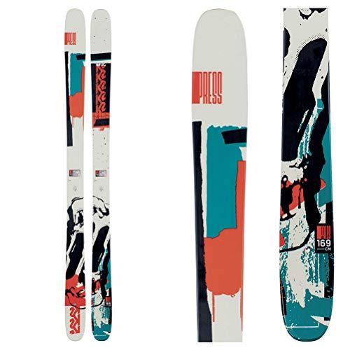 K2 Press Skis Mens Sz 159cm