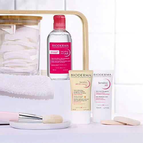 Bioderma Bioderma - Sensibio - AR CC Cream - Visible Redness Reducing Cream - Skin Soothing and Moisturizing - for Sensitive Skin - 1.33 fl.oz