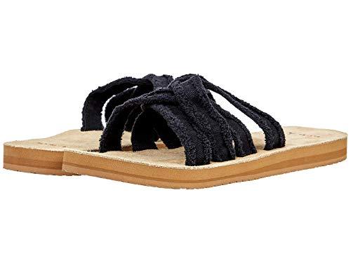 Sanuk Fraidy Slide Black 7 B (M)