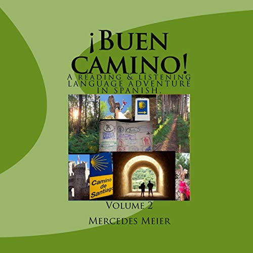 ¡Buen camino! audiobook cover art