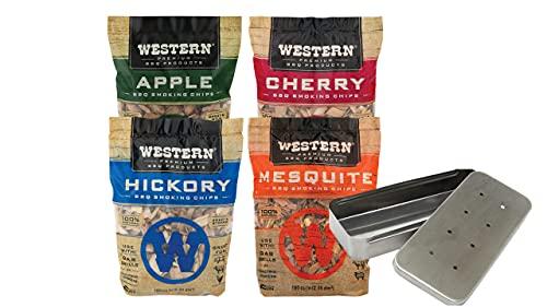 Western Premium Räucherchips Sorte (4...