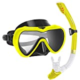 Best Snorkel Masks - SwimStar Snorkel Set for Women and Men, Anti Review