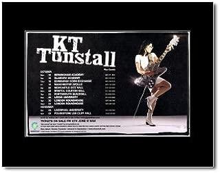Best kt tunstall tour poster Reviews