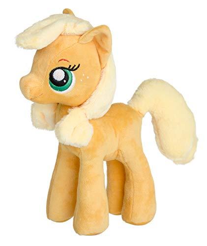 Meine kleinen Ponys My Little Pony Plüschtier Kuscheltier Applejack 27 cm (Orange-Applejack)
