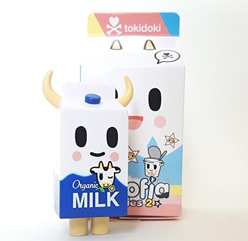 Tokidoki Moofia Series 2 Vinyl Figure - Herbie Organic Milk