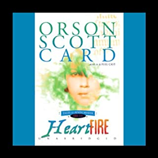 Heartfire     Tales of Alvin Maker, Book 5              By:                                                                                                                                 Orson Scott Card                               Narrated by:                                                                                                                                 full cast                      Length: 12 hrs and 8 mins     903 ratings     Overall 4.3