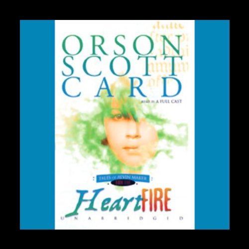 Heartfire cover art