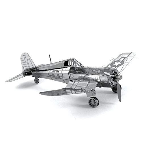 Metal Earth - Maqueta metálica Avión F4U Corsair ,...