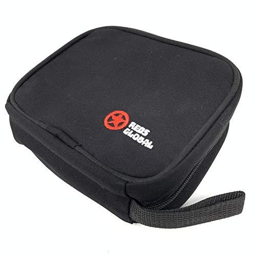 REDS GLOBAL Tasche für 'Crafty/Mighty' Vaporizer (Schwarz)