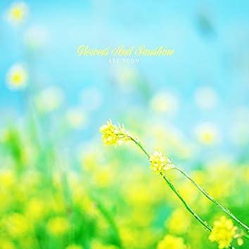 꽃 그리고 햇살