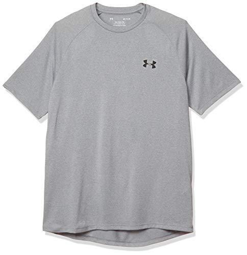 [アンダーアーマー] テック ショートスリーブ Tシャツ(トレーニング) 1358553 メンズ 036 日本 LG (日本サイズL相当)