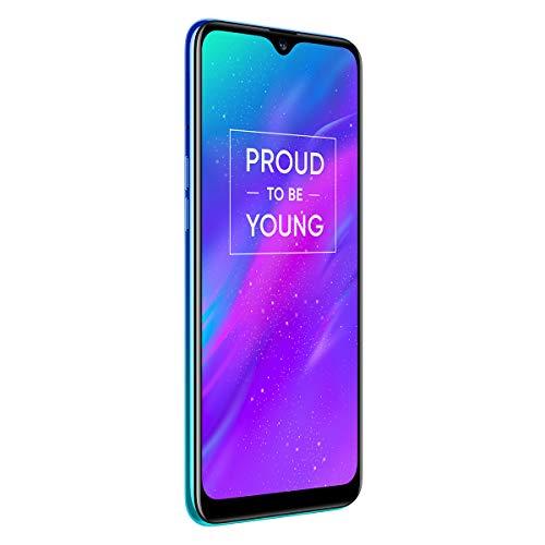 Realme 3 (Radiant Blue, 64 GB) (3 GB RAM)