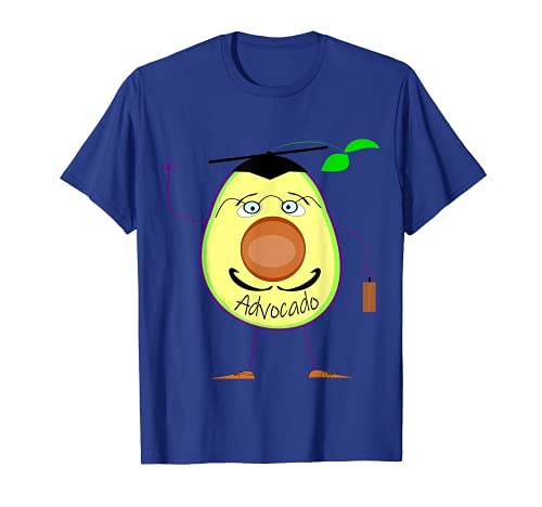 Advocado - Divertido aguacate - Vegan/Vegetarier/Jura Camiseta