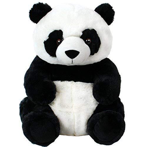 TE-Trend Plüschtier Panda Kuscheltier Pandabär Plüschpanda groß Kuschelbär 45 cm