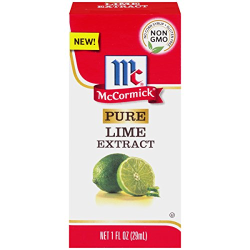 McCormick Pure Lime Extract, 1 fl oz Now $2.06 (Was $10.50)