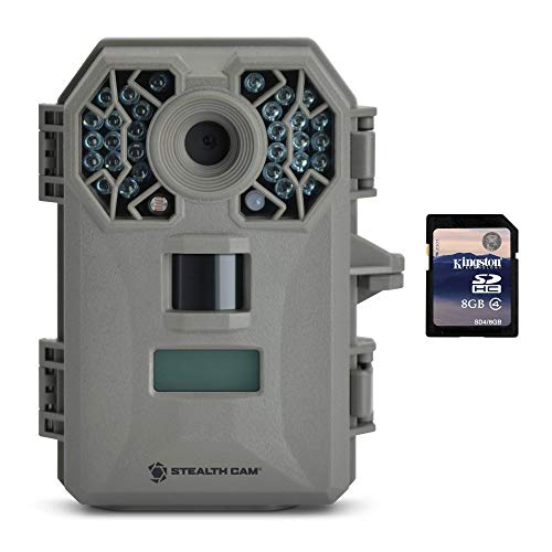 Stealth Cam G30 8MP Infrared Scouting Game Trail Camera w/HD...