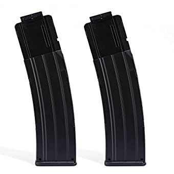 Material: ABS + Edelstahlfeder Kompatibel mit den meisten originalen nerf n-strike Blasern. kann das Magazin 22 Darts laden Produktgröße: 32,5x9,5x3cm Funktioniert einwandfrei, funktioniert wie andere NERF Clips auch
