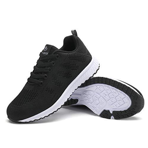 Youecci Zapatillas de Deportivos de Running para Mujer...