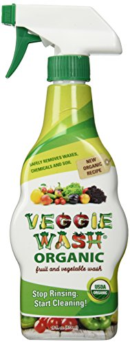 Veggie Wash Organic Fruit and Vegetable Wash, 16-oz