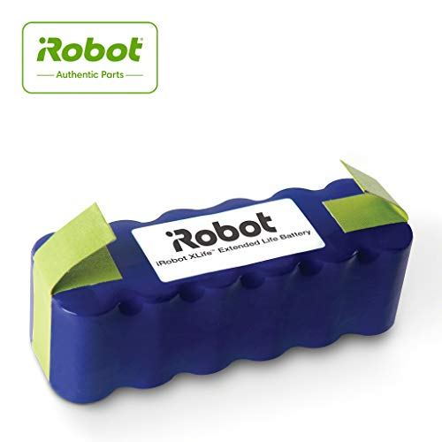 iRobot Authentic Replacement Parts-   XLife Extended Life Battery Accessories - Compatible with Create 2/Scooba 450/Roomba 500/600/700