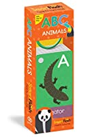 ABC Animals: With Clip-on Ring (Smartflash: Cards for Curious Kids)
