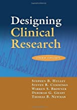 Designing Clinical Research Third Edition by Hulley MD, Stephen B., Cummings MD, Steven R., Browner MD, W (2006) Paperback