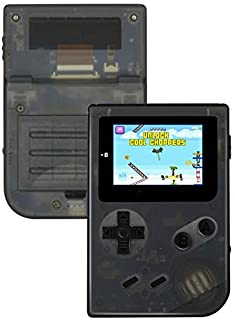 BAORUITENG Handheld Games Consoles , Retro TV Game Console Video Game Console Player 2.0 Inch Game Console with 548 GBA System Classic Games for Kids Gift (Black)