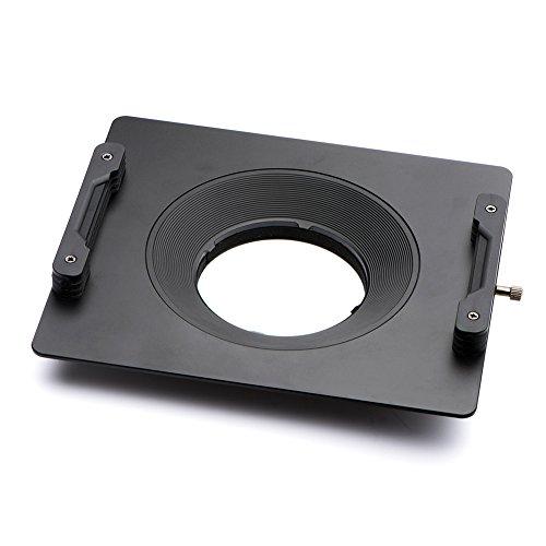 NiSi 150mm-System Filterhalter für Voigtländer 10 mm f/5.6 – Halter kompatibel mit 150mm breiten Rechteck-Filtern von NiSi, Lee, Haida, Hitech, Singh-Ray