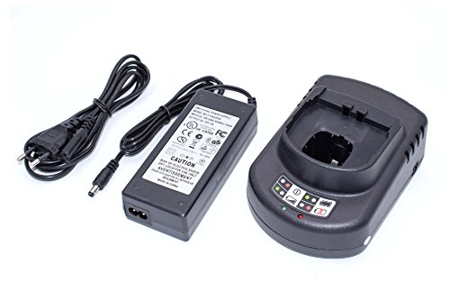 Bloc d´Alimentation Chargeur Câble vhbw 220V pour Ryobi BCL14181H comme Ryobi CPL-180M, CRA-180M, CRH1801, CRO-180M, CRP-1801, CRP-1801, DM