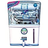 Aqua Grand 13th Stage RO+UV+TDS+AS+UF With Mineral Cartridges Water Purifier 12 Ltr