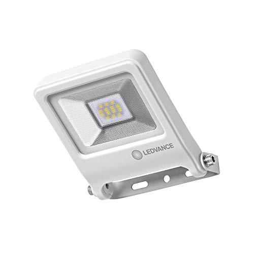 LEDVANCE LED Fluter, Leuchte für Außenanwendungen, Warmweiß, 122,0 mm x 108,0 mm x 33,0 mm, ENDURA FLOOD