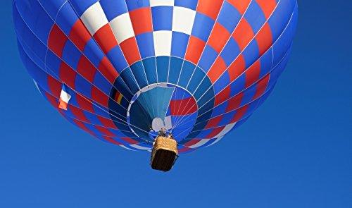 Ballonfahrt buchen – Gutschein für EIN besonderes Erlebnis – Ballonfahren an über 300 Standorten in Deutschland – stimmungsvolles Event mit Champagner-Taufe