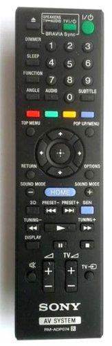 Sony RM-ADP074 Blu-ray Home Cinema genuino control remoto