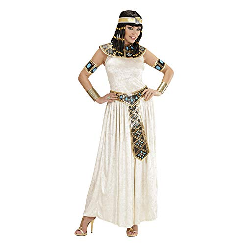WIDMANN Widman - Disfraz de emperatriz egipcia para mujer, talla L (W3277-L)