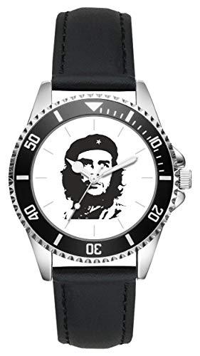 Geschenk für Che Guevara Fidel Castro Kuba Cuba Revolution Sozialismus Uhr L-20065