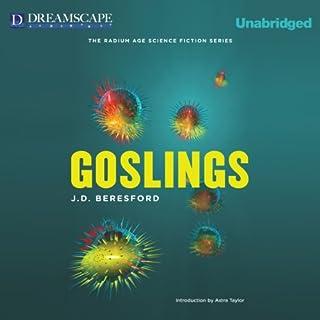 Goslings audiobook cover art