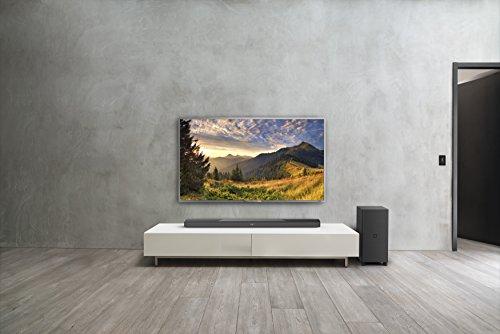 Philips Audio Fidelio B8 - Barra de Sonido Dolby Atmos y subwoofer inalámbrico, Color Negro