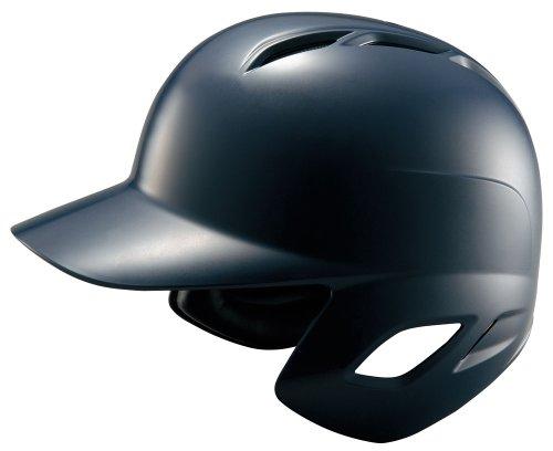 ZETT(ゼット) ソフトボール バッター用 ヘルメット BBHL570 ネイビー M