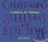 Calypsonians Steel Pans & Blue Devils