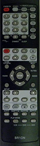 Onyko Replacement Remote for rc-645s, rc-681m, rc-682m,rc-608m, rc-646s,rc-651m