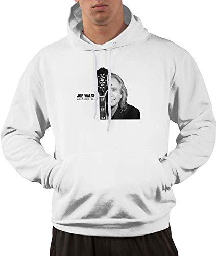 Ljkhas2329 Sweatshirt Joe Walsh Analog Man Men's Hoodies Sweatshirt Hoodie M