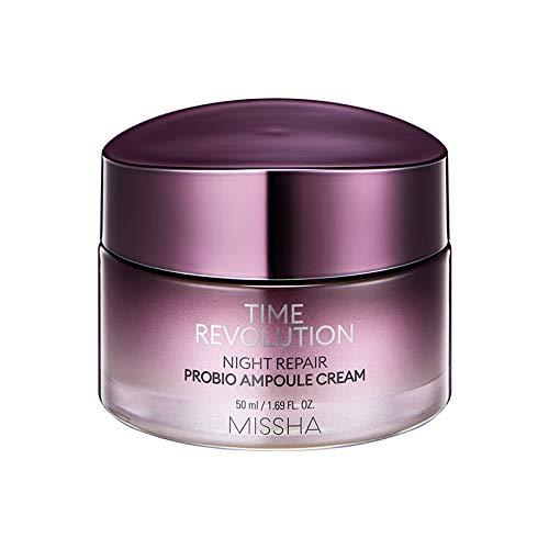 Missha Time Revolution Night Repair Probio Ampoule Cream 50ml / 1.69 FL.OZ