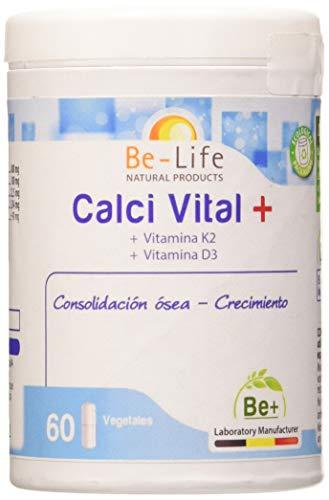 Be-Life Calci Vital+ 60Cap. 300 Ml