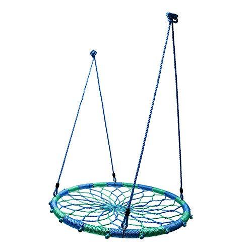 Columpio para Niños de niños al aire libre oscilación de la jerarquía del pájaro oscilación deportes al aire libre hamaca del acoplamiento interior y el swing de juegos al aire libre Familia para Jard