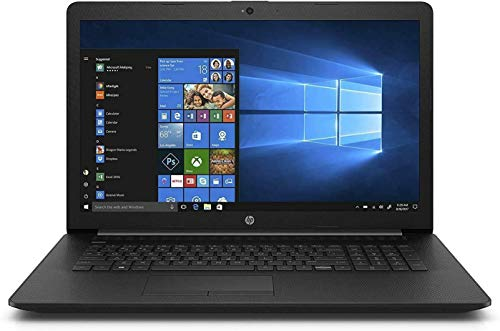 """HP 17-CA0010NA 17.3"""" HD+ Laptop AMD A6-9225, 8GB DDR4, 256GB Solid State Drive, Radeon R4 Graphics, Wireless & Bluetooth, DVD RW, Windows 10 Pro - Plain Box (Renewed)"""