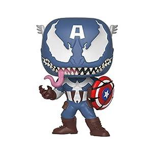 Funko Pop Capitán América Venomizado (Venom 364) Funko Pop Marvel