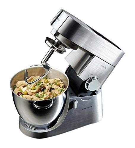 DeLonghi Küchenroboter KMM063 silber/stahl