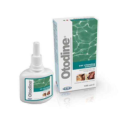 ICF Otodine Headset Lösung für Hunde und Katzen - 100 ml